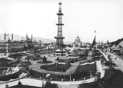 California Midwinter International Exposition Of 1894