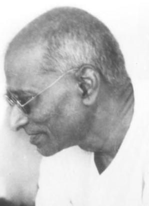 C. Rajagopalachari, founder of Swatantra Party