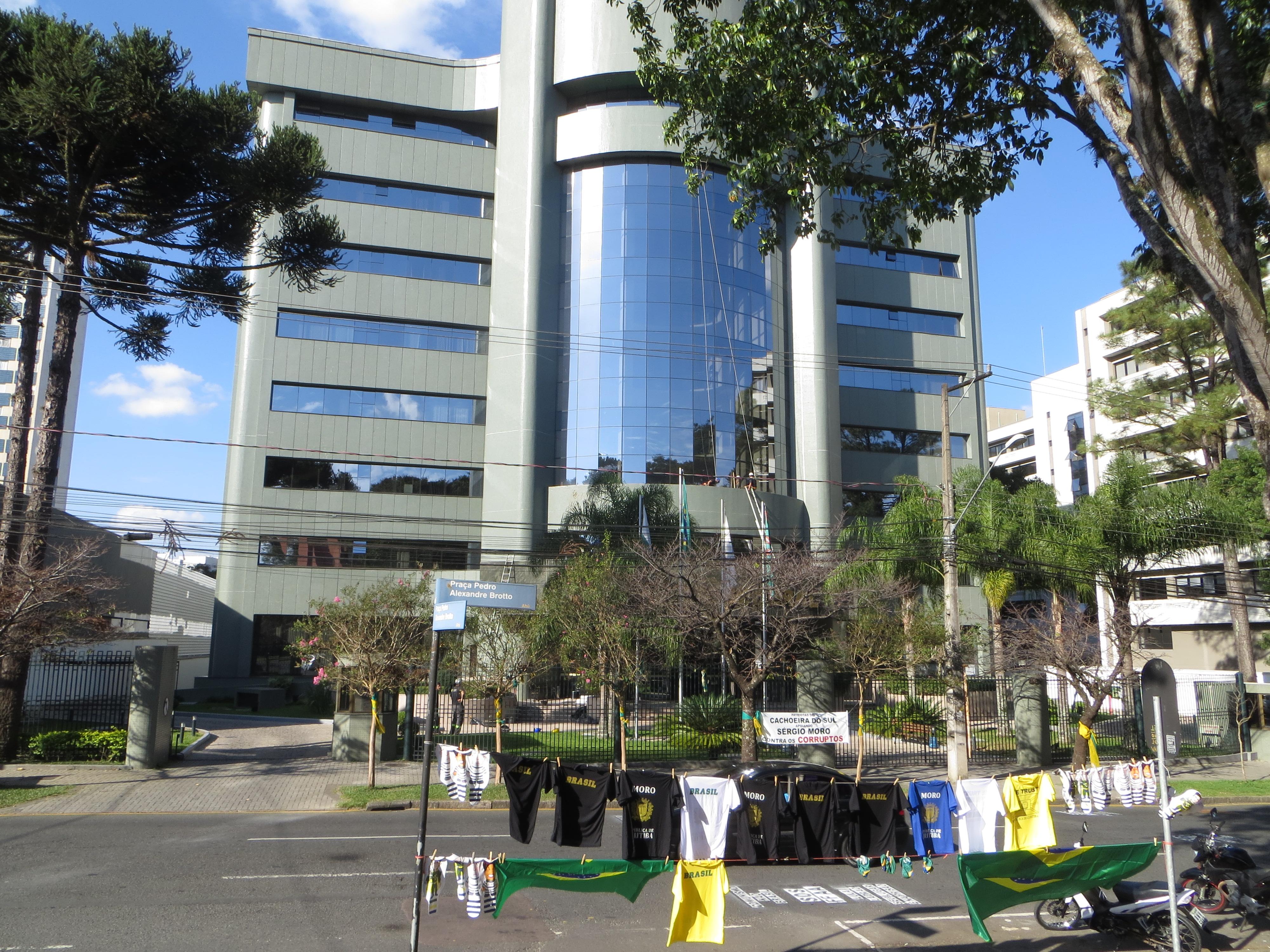 FileCabral Curitiba PR Brasil Justica Federal 5