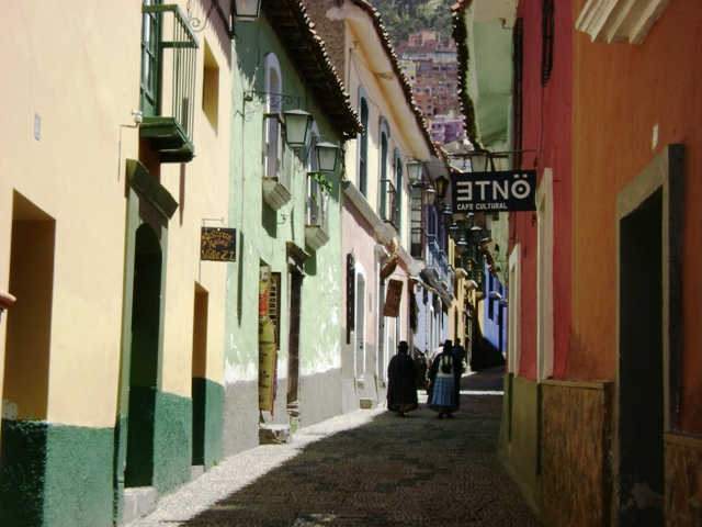 Calle Jaen things to do in La Paz, Bolivia