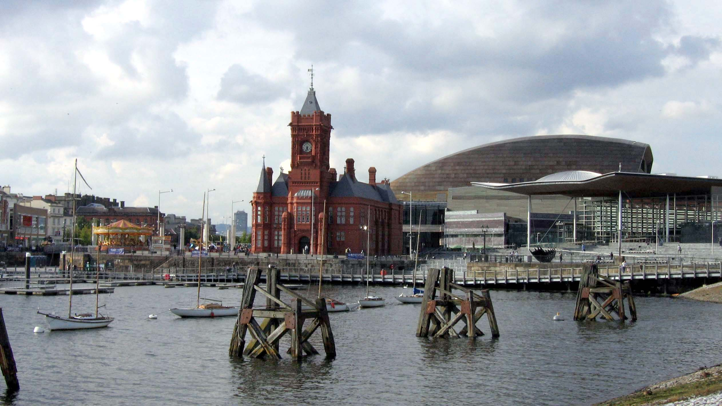 Cardiff Bay Pierhead Car Park