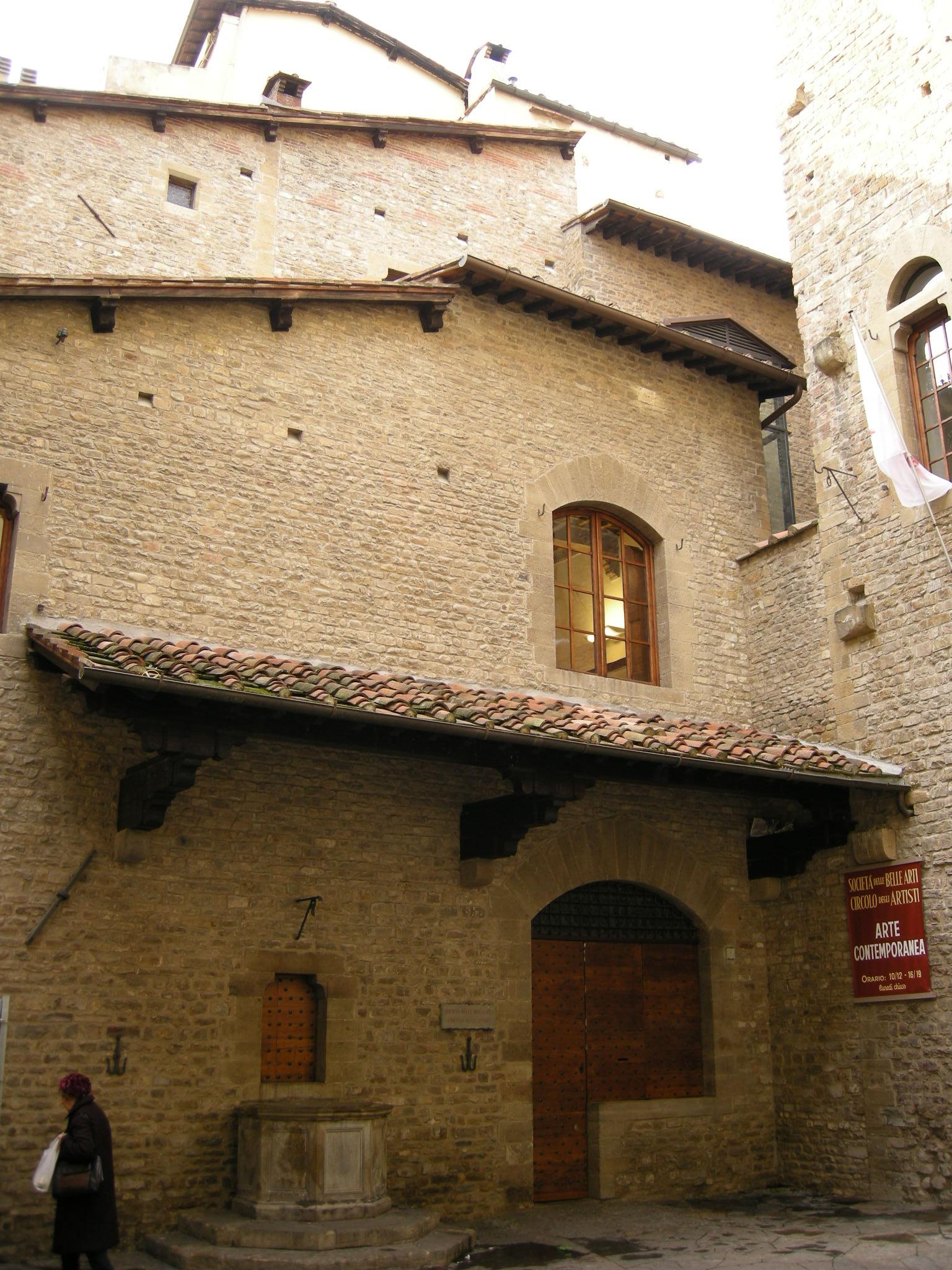 File:Casa di dante, ext 01 JPG - Wikimedia Commons