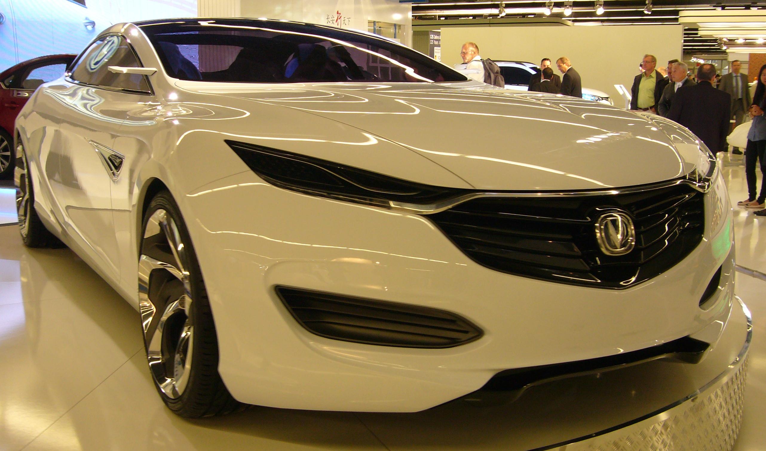 Build Your Own Car >> File:Changan Sense (front quarter).jpg - Wikimedia Commons