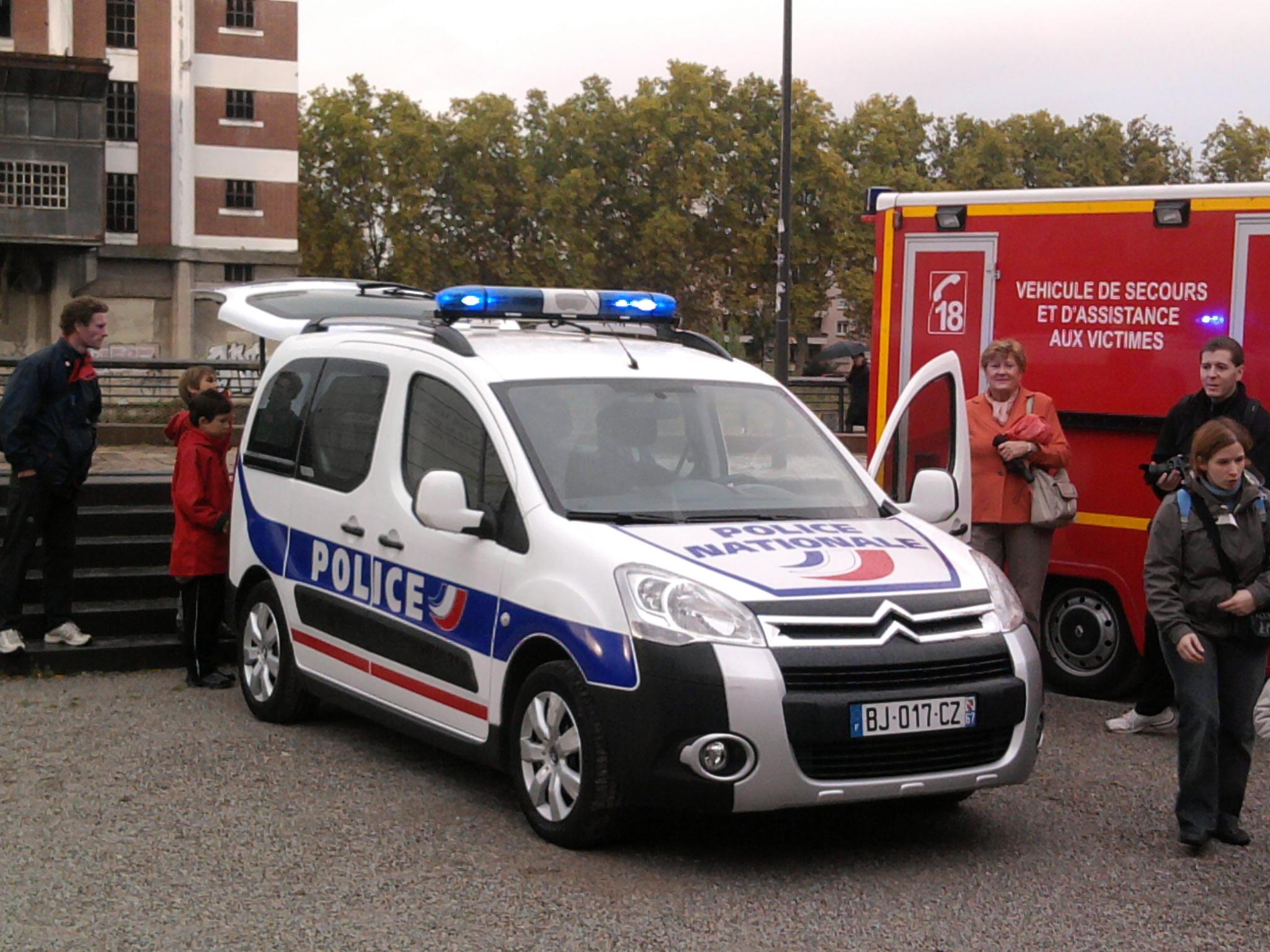 [Photos] Les citroen de la police Citro%C3%ABn_Berlingo_Police_nationale_Strasbourg