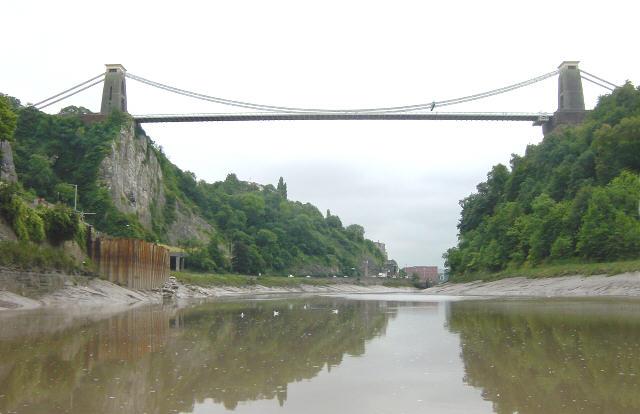 Clifton Suspension Bridge - geograph.org.uk - 3166