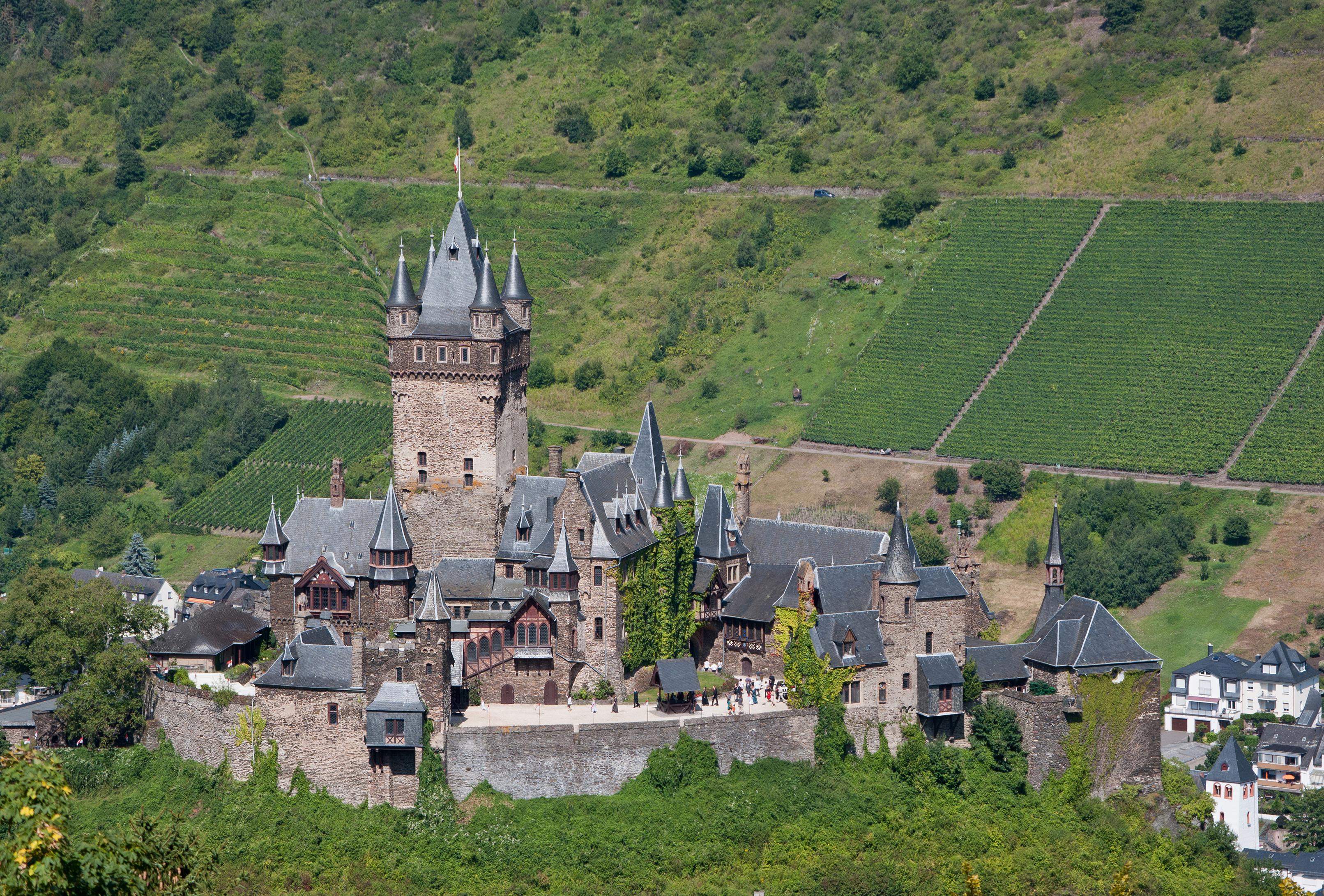 File cochem reichsburg 2012 08 cn - Cochem alemania ...