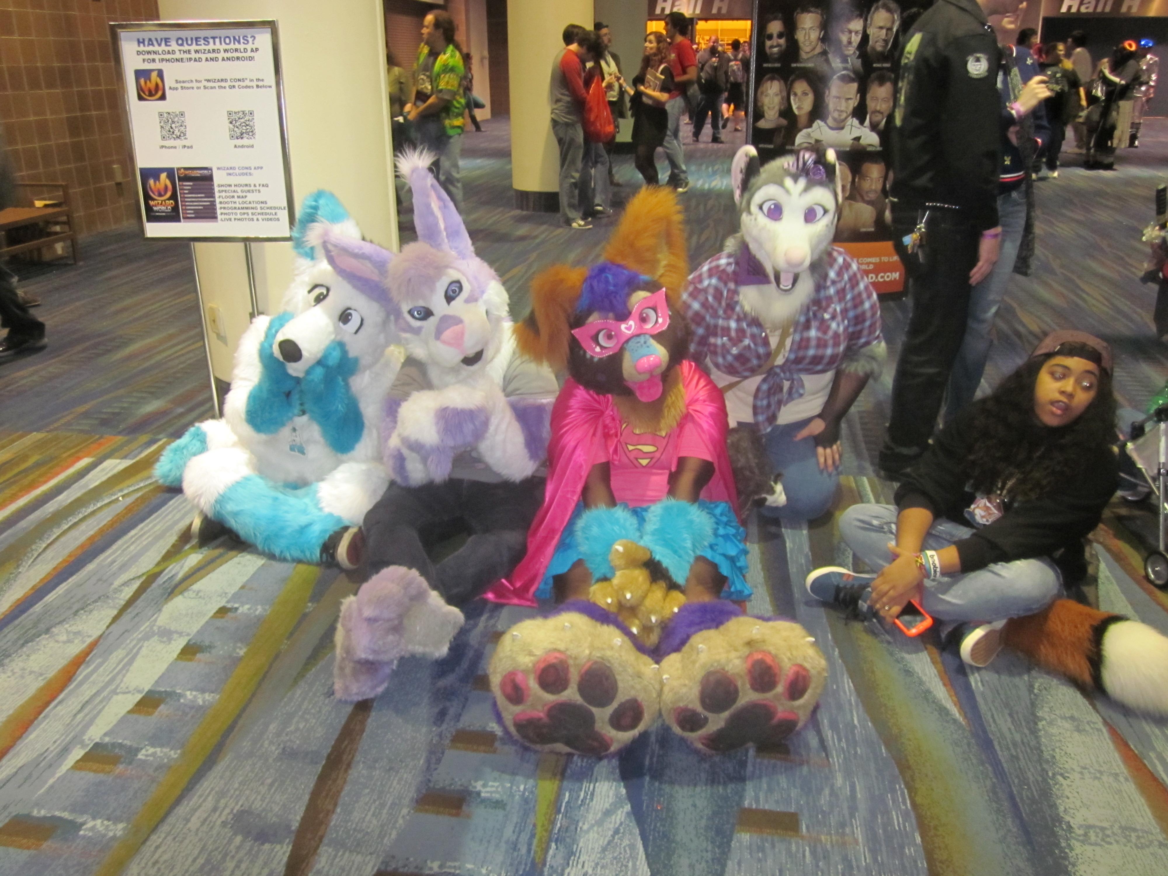 File:Comic Con Furries.JPG - Wikimedia Commons