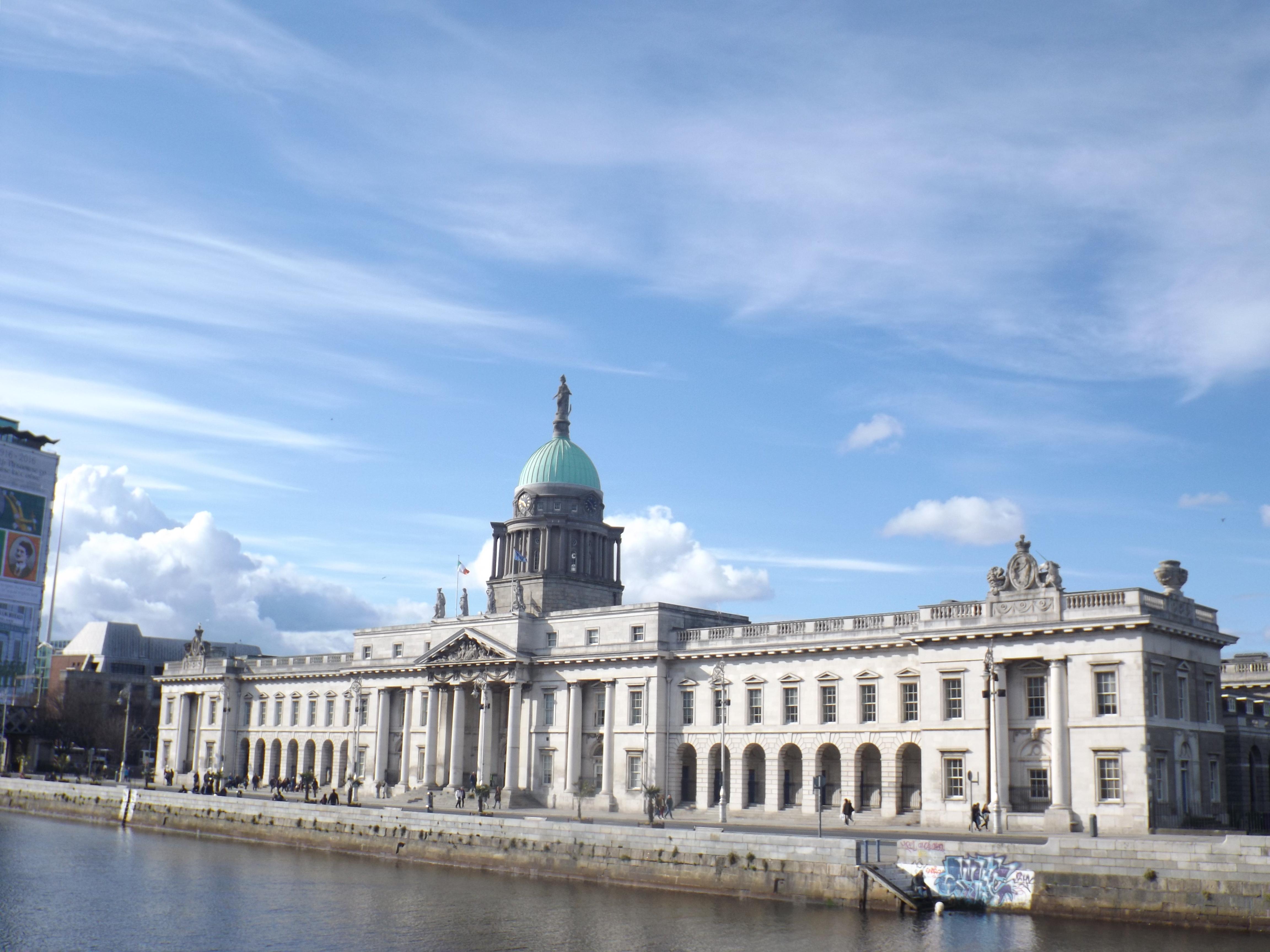 File Custom House Dublin Wikipedia