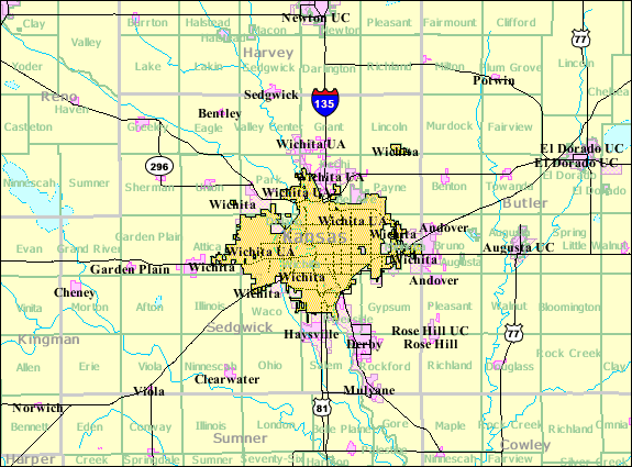FileDetailed Map Of Wichita Kansaspng  Wikimedia Commons