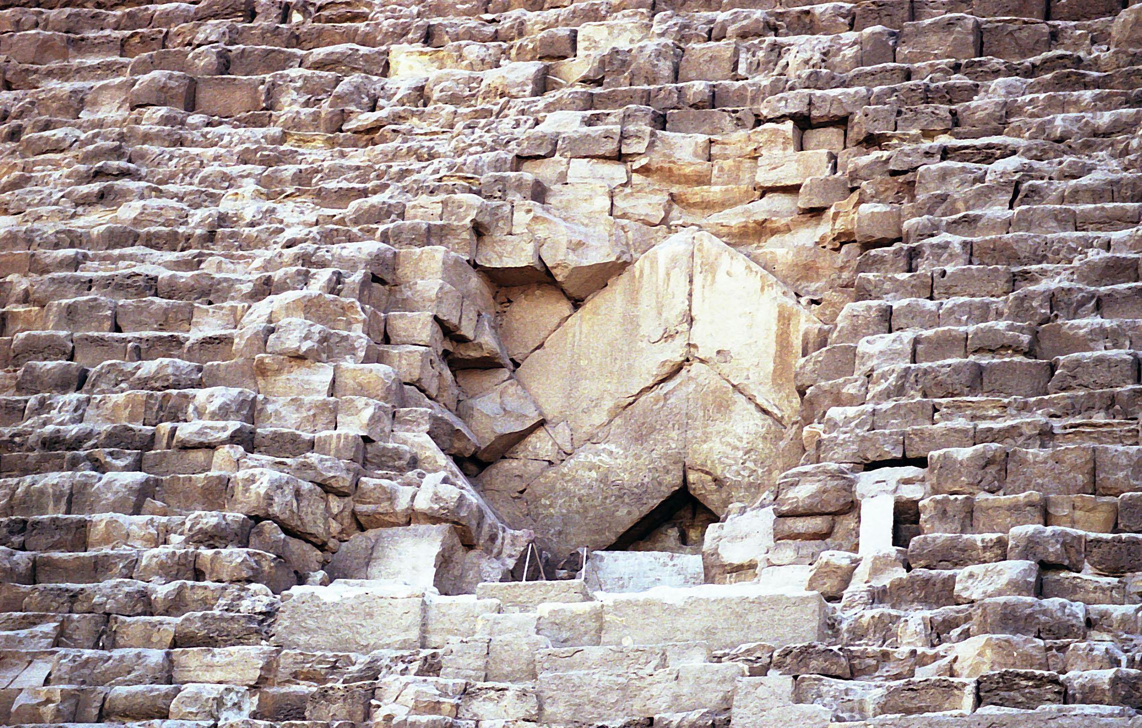 giza piramide: