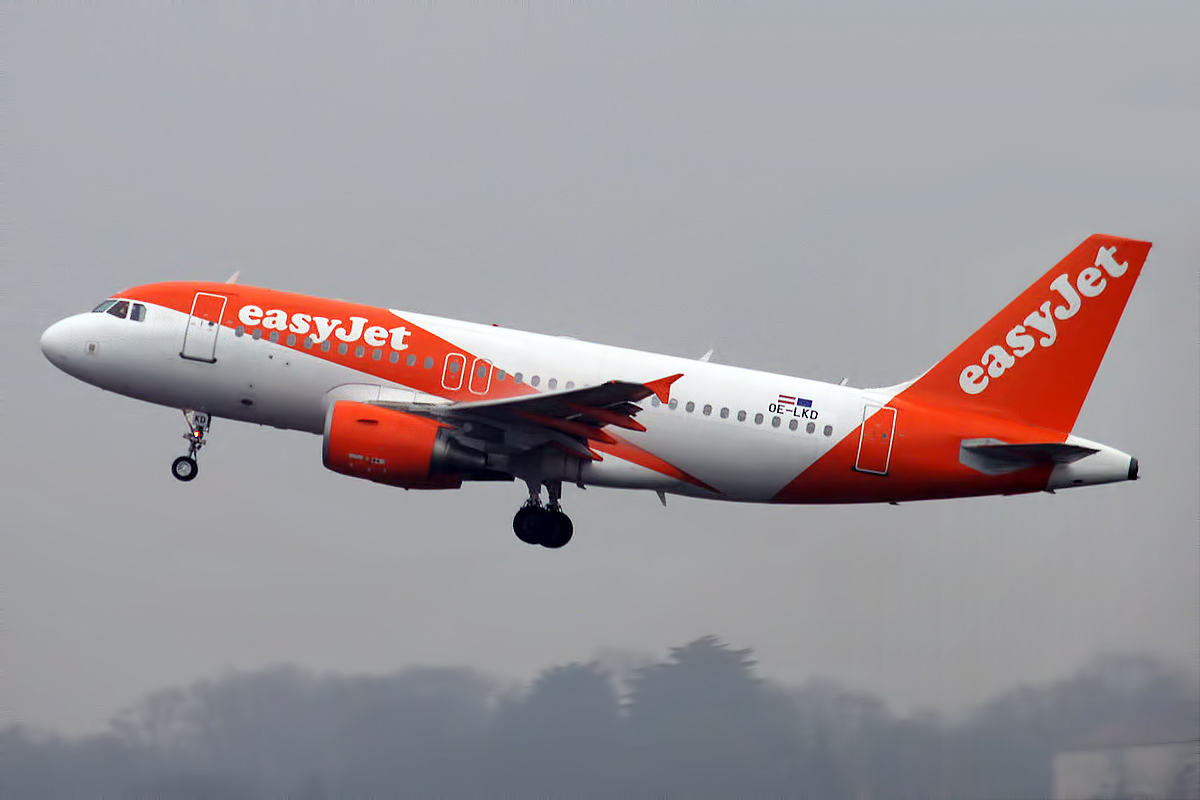 File:EasyJet Europe, OE-LKD, Airbus A319-111 (28358354559 ...