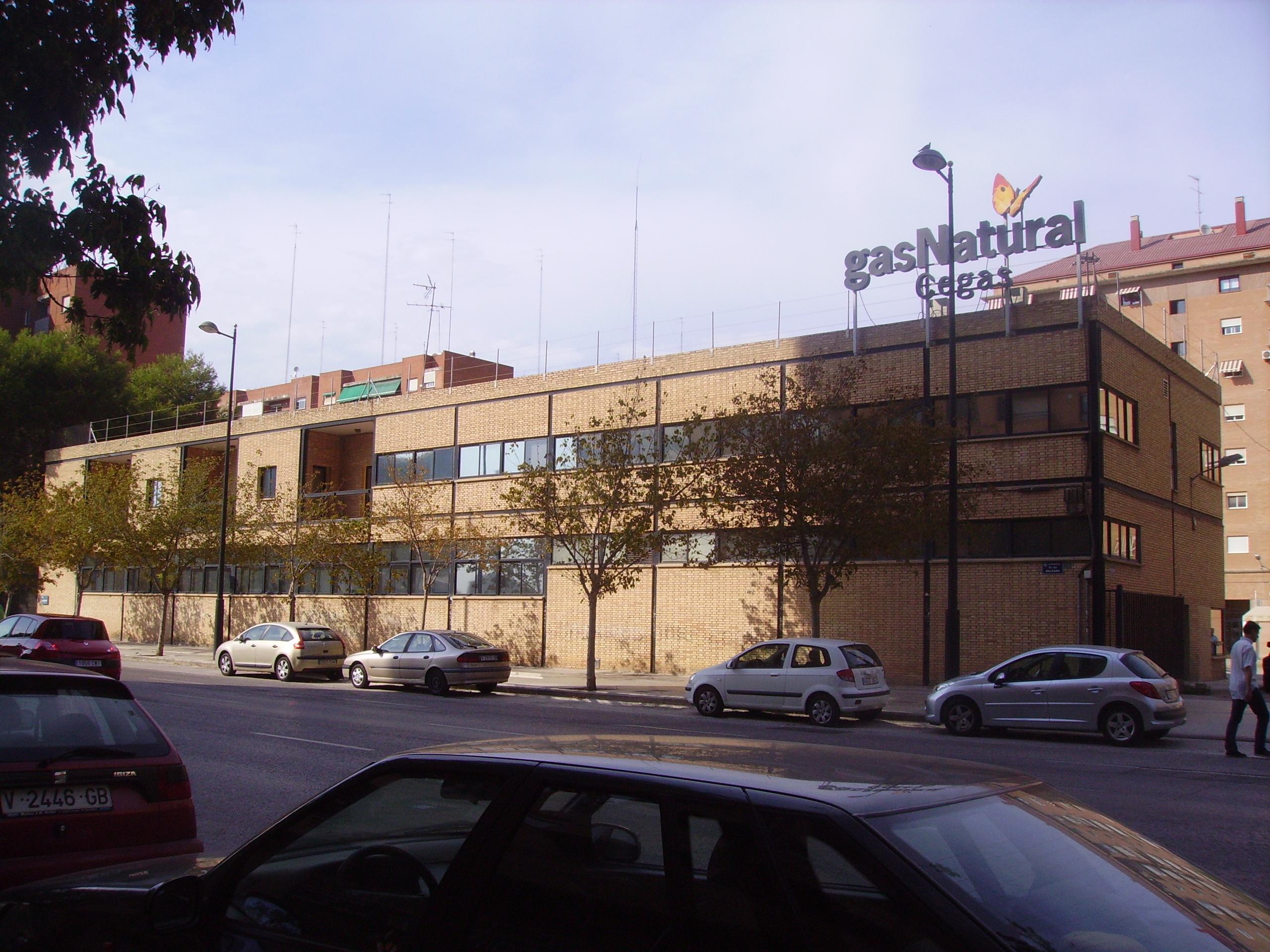 De gas natural en edificios como ya se apunt la for Oficina gas natural valencia