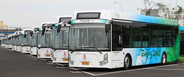 """While U.S. cities have been running small-scale """"tests"""" of electric buses, a Chinese city has built an all-electric fleet of 16,359 buses"""