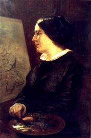 Elisabeth Jerichau-Baumann (1848 self portrait).jpg