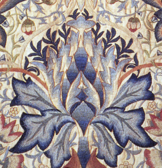Fileembroidered Panel Morris And Company Detailg Wikimedia Commons