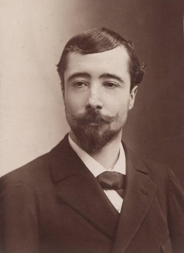 Image of Émile Bayard from Wikidata