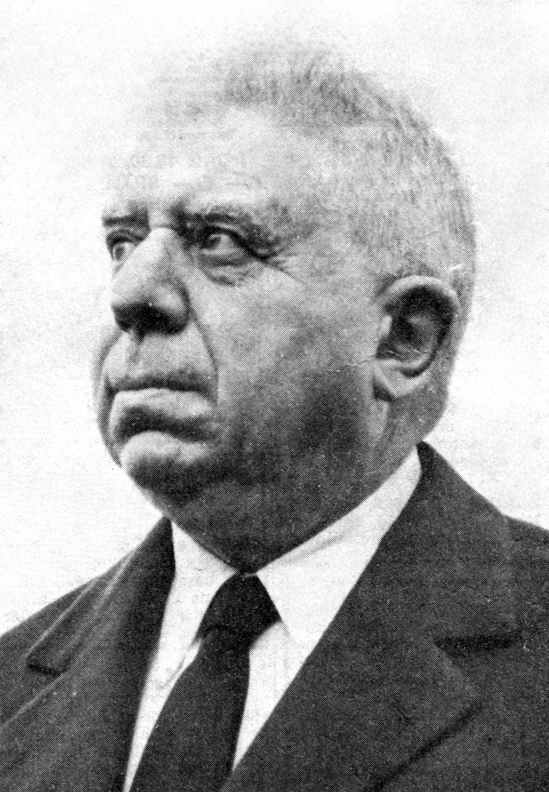 Eugenio Montale nel 1975