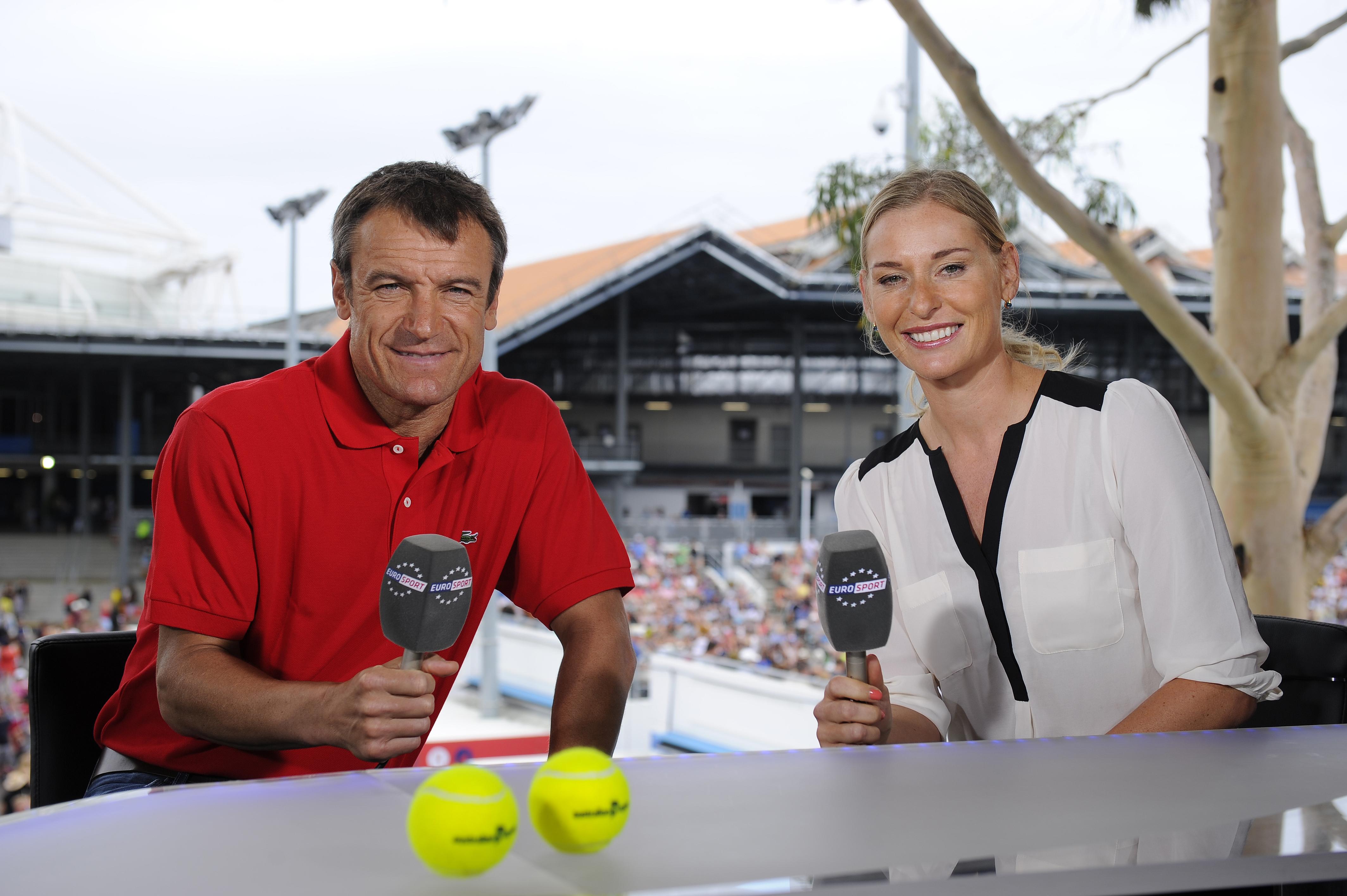 """""""Свитолиной и Монфису стоит пожениться"""": Виландер и Шетт - о выступлении теннисной пары на US Open"""
