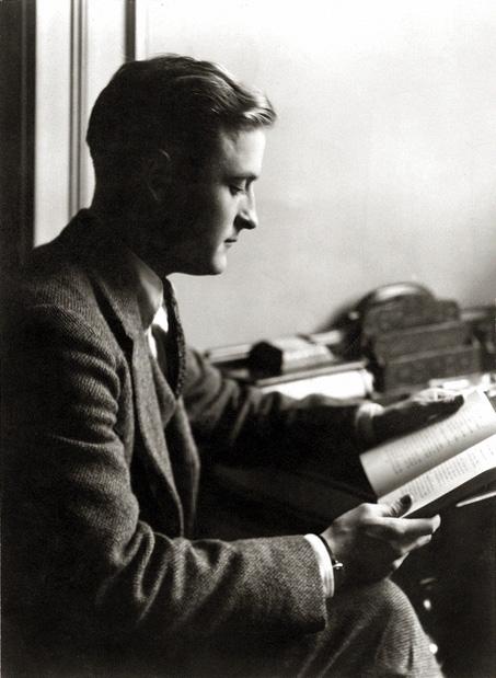 F. Scott Fitzgerald circa 1920