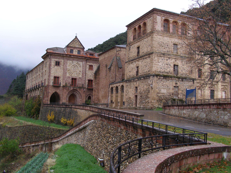 Monasterio de Valvanera - Wikipedia, la enciclopedia libre