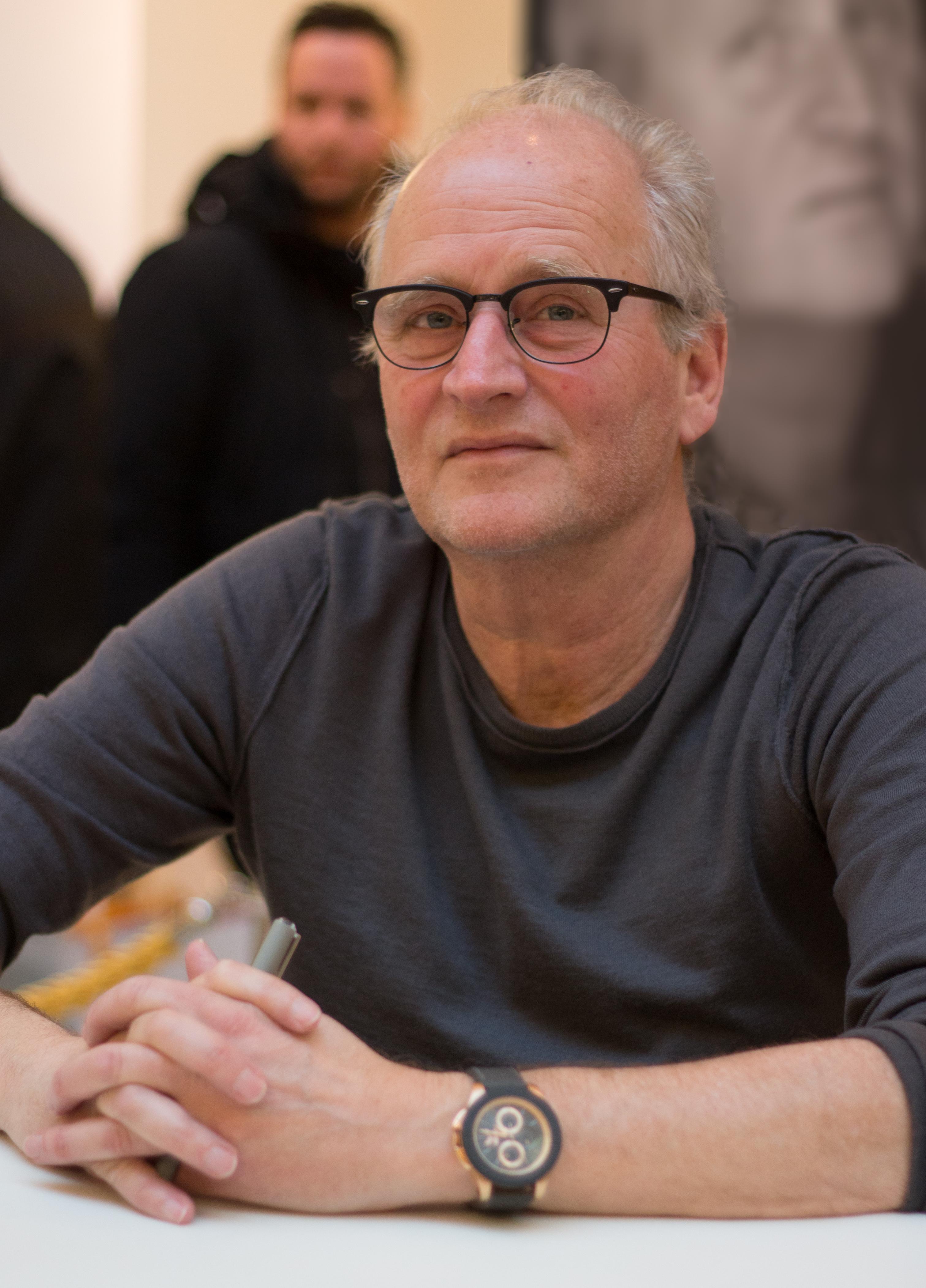Herman Koch in 2015