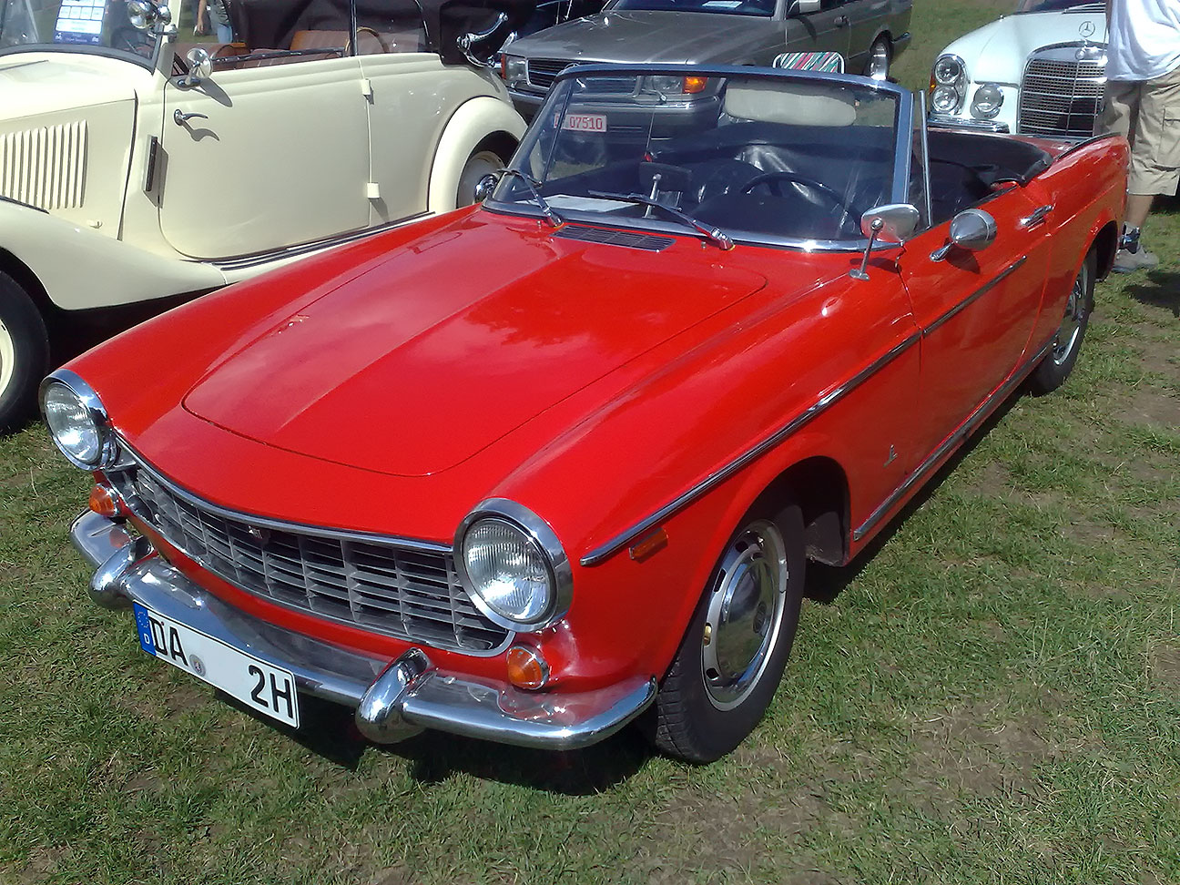 File Fiat 1500 Cabriolet Jpg Wikimedia Commons