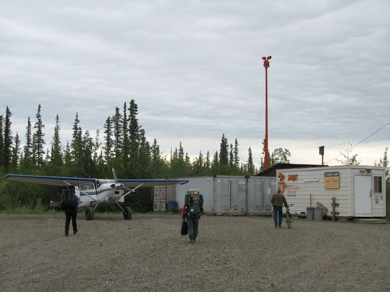 Fort Yukon Airportfort yukon city