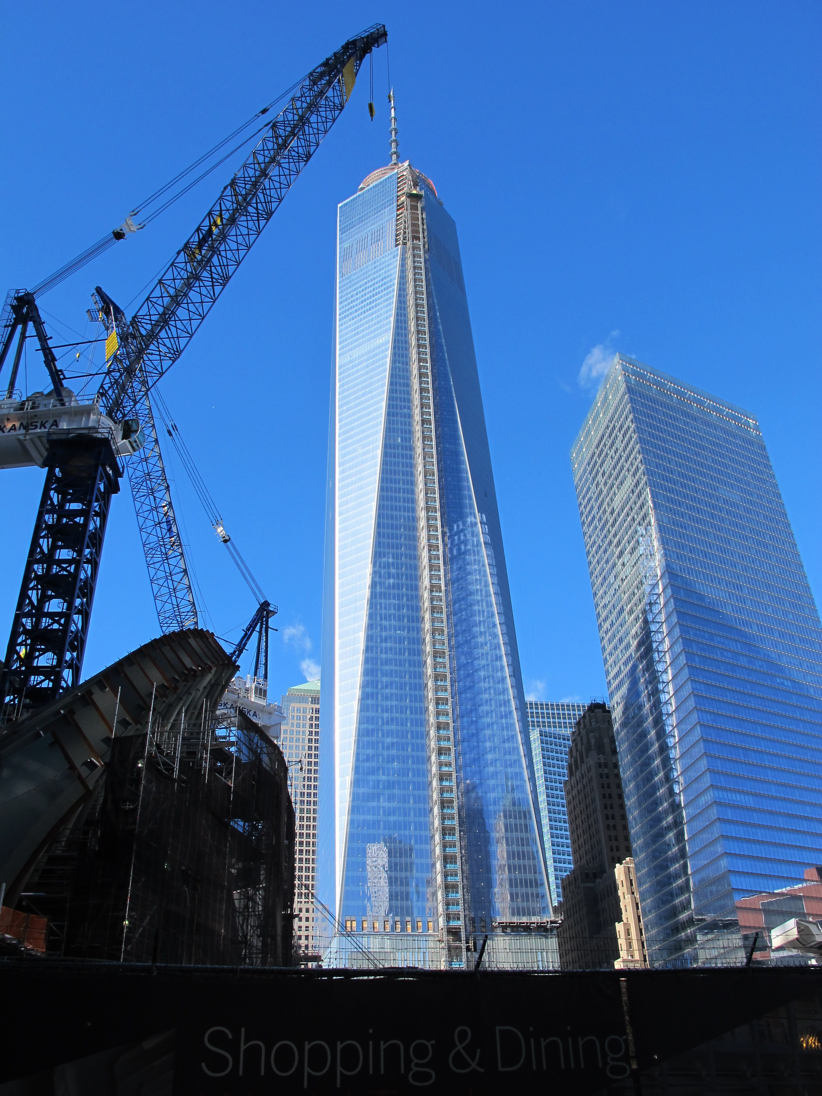File:Freedom tower in costruzione, gennaio 2014.JPG ...