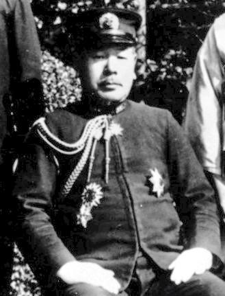 Japanese admiral Fukudome Shigeru