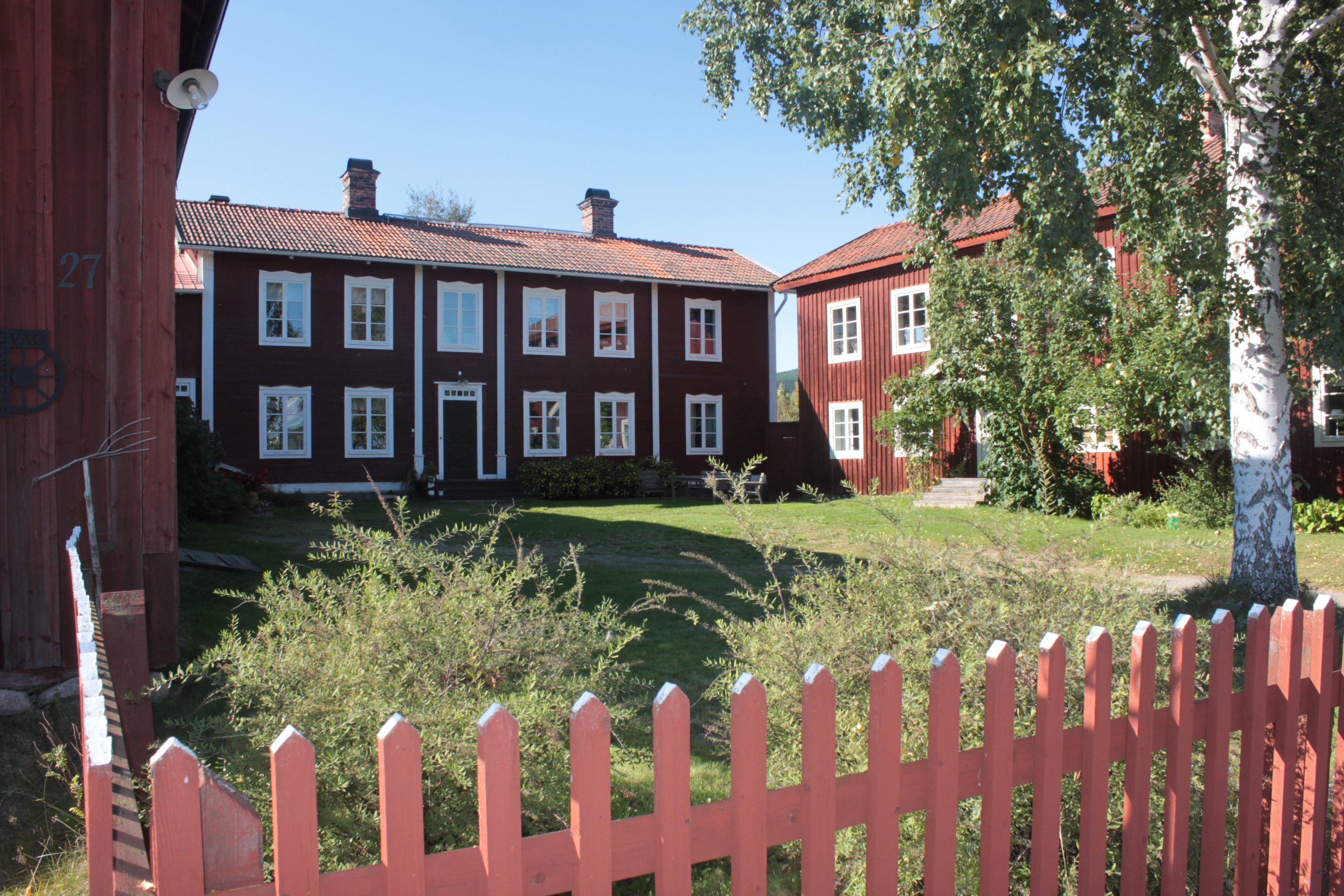 Decorated Farmhouses of Hälsingland - Wikipedia, the free encyclopedia