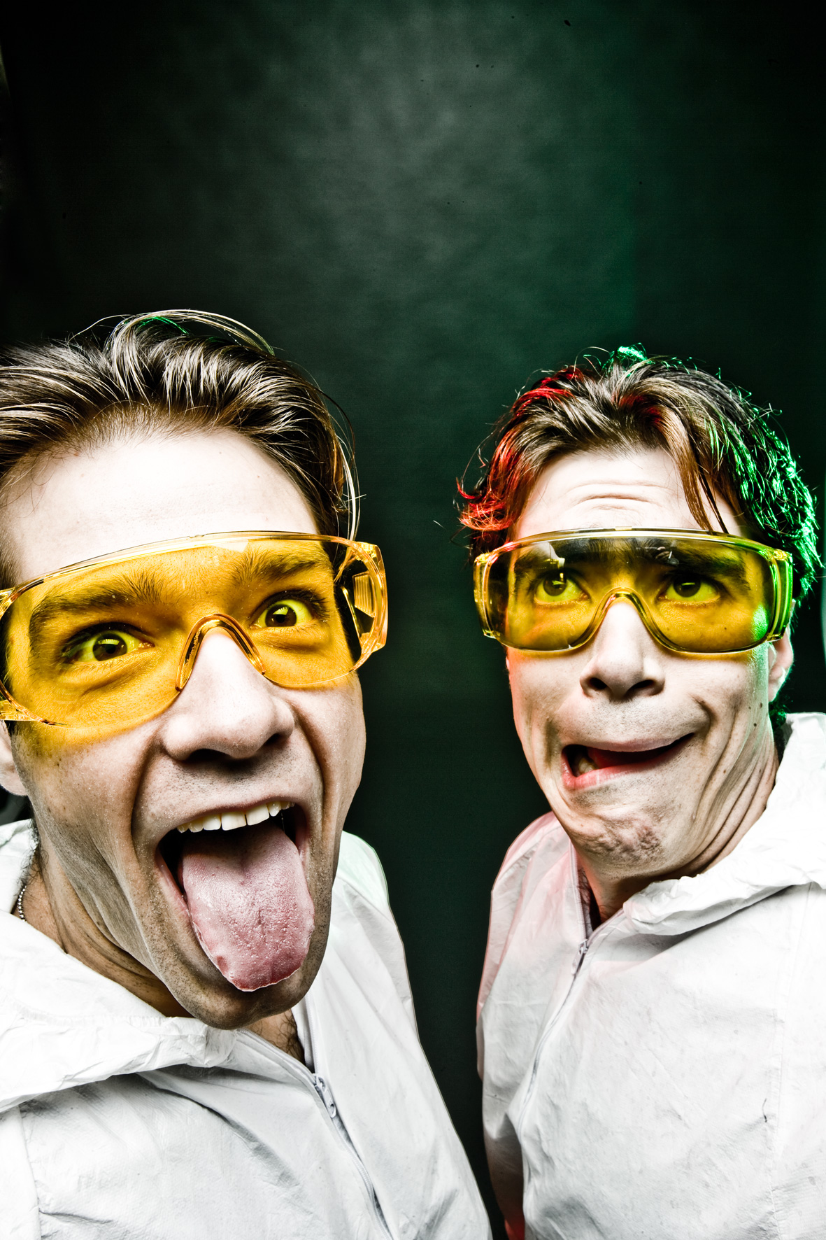 Picture of a band or musician: Growling Mad Scientists