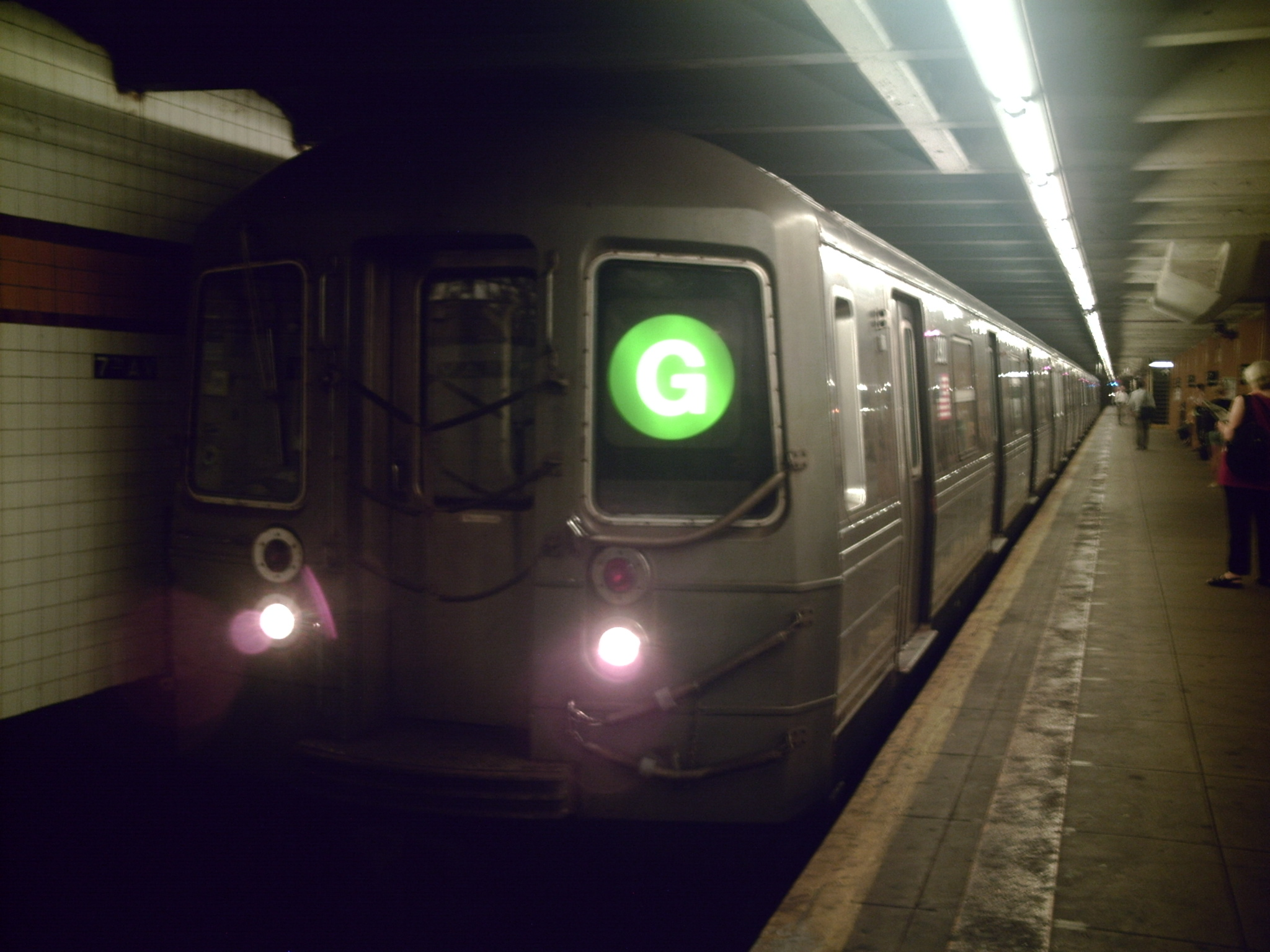 G (New York City Subway service) - Wikipedia, the free encyclopedia