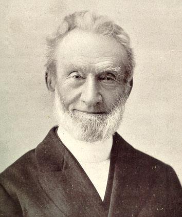 Waisenvater und Gründungsmitglied Georg Müller