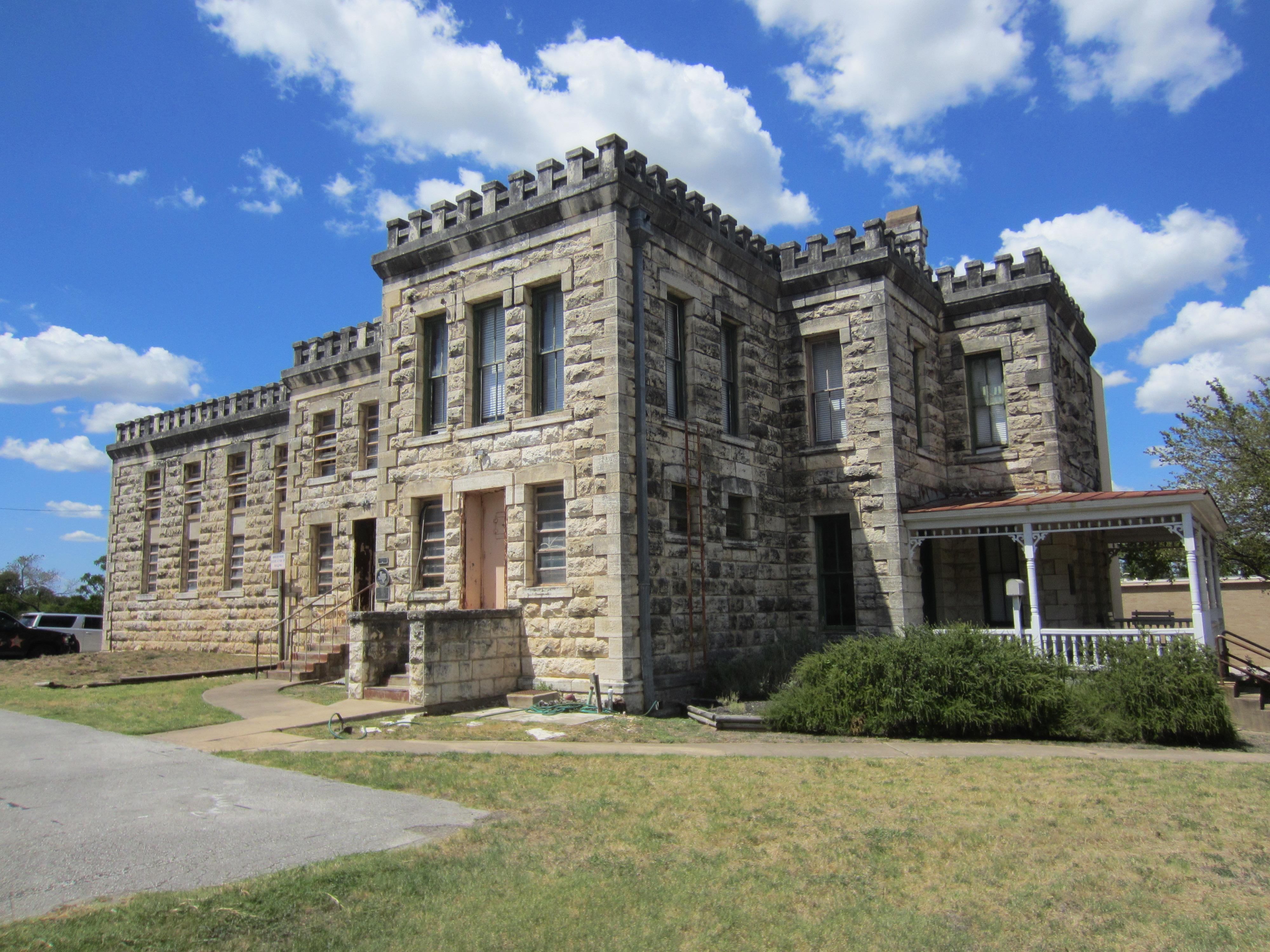 Williamson County Jail (Texas) - Wikipedia