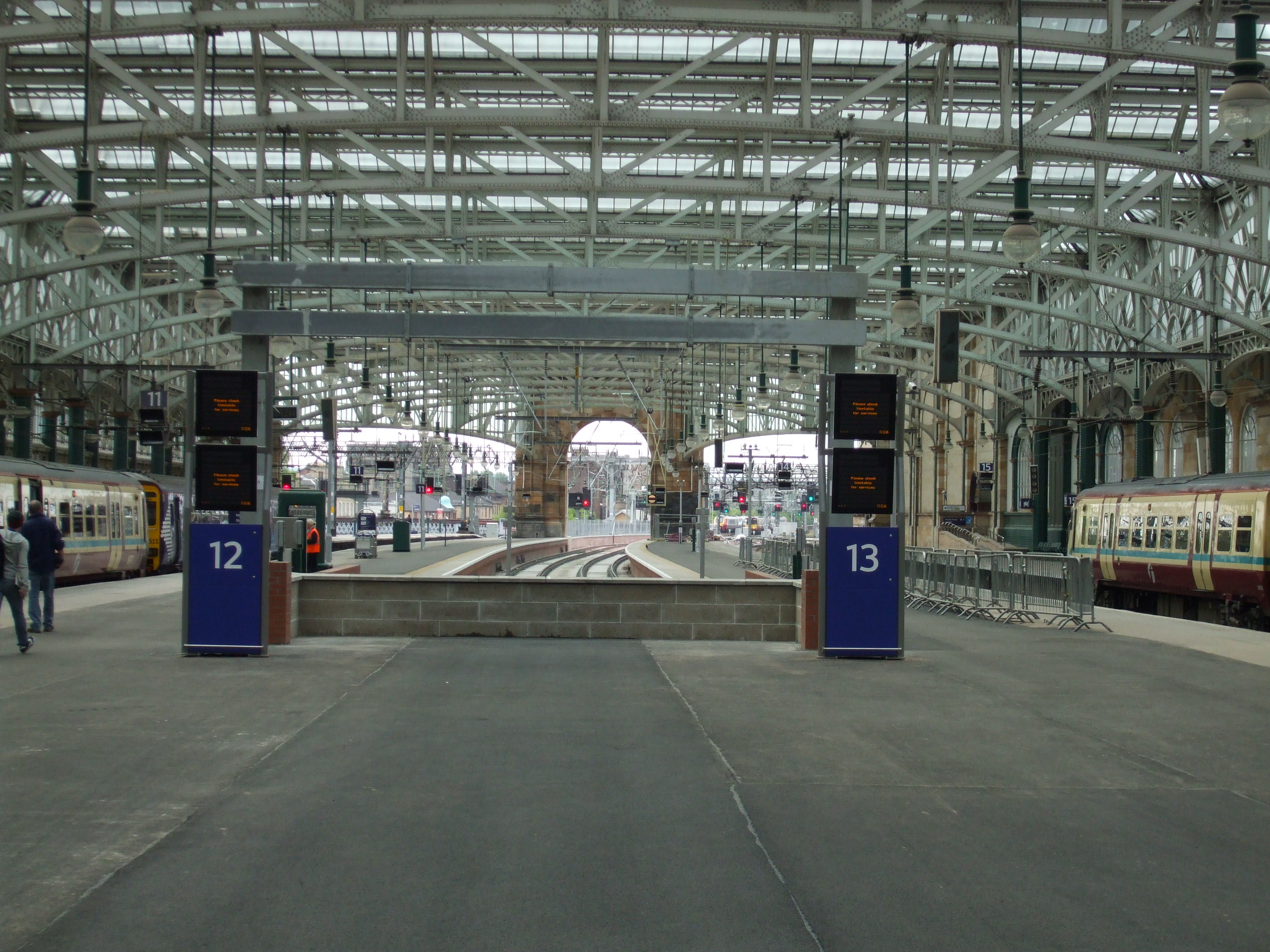 Is There Car Parking At Glasgow Central Station