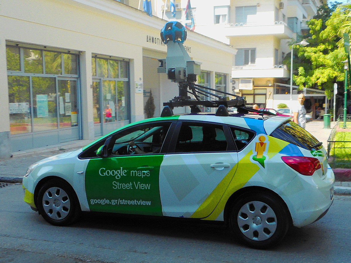 File Google Maps Streetview Car In Greece Jpg Wikimedia Commons