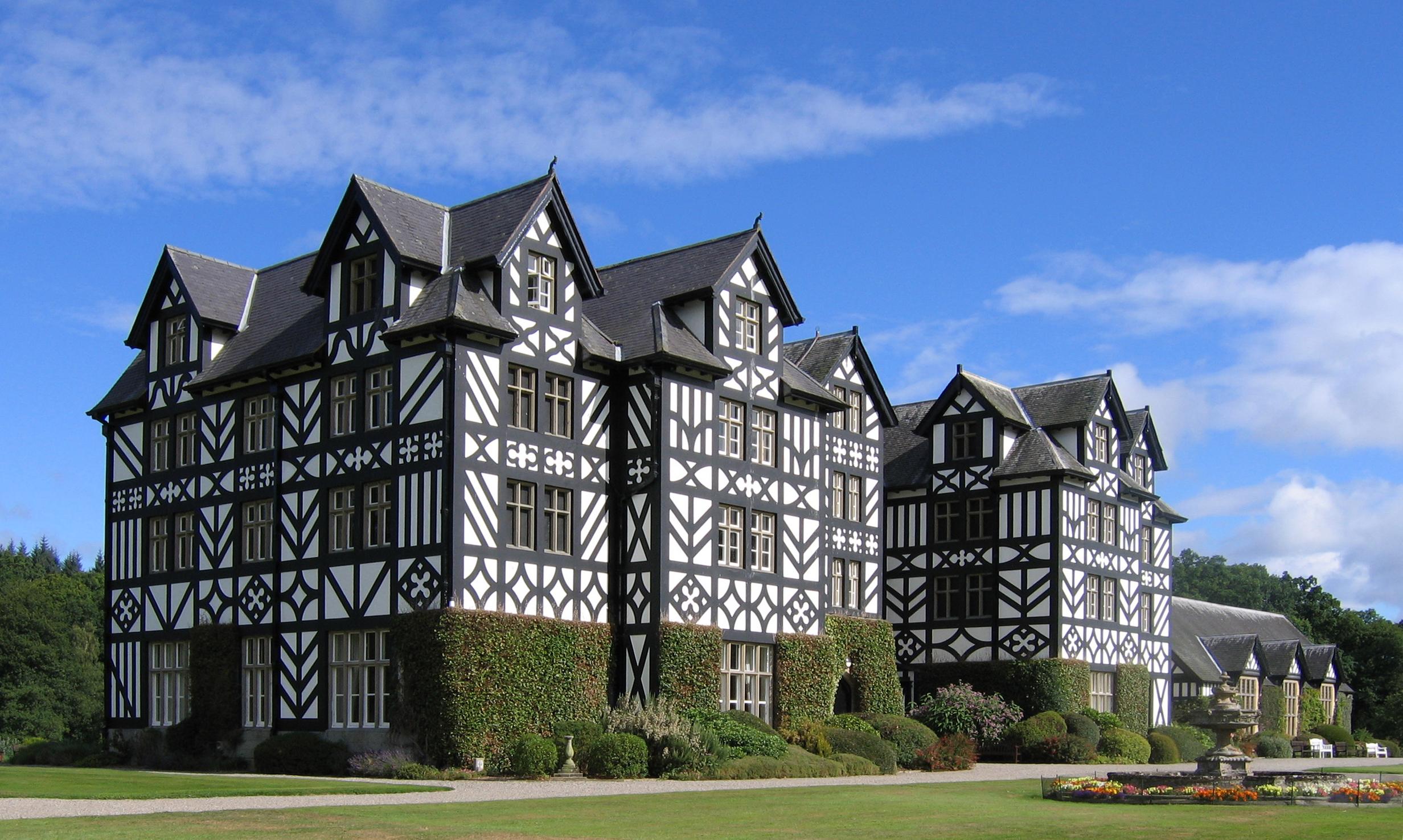 Aberystwyth University Buildings