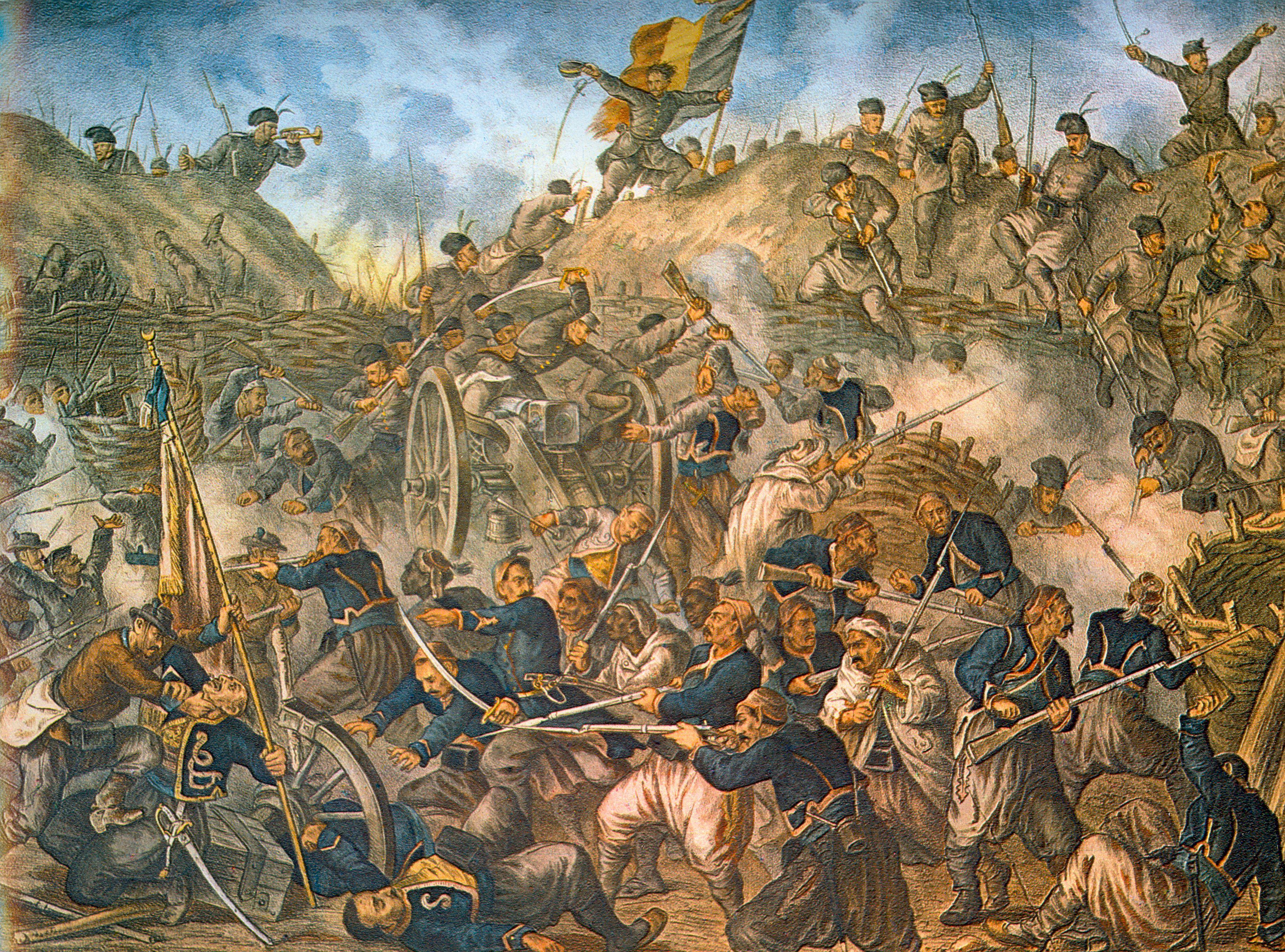 Siege Of Plevna Wikipedia