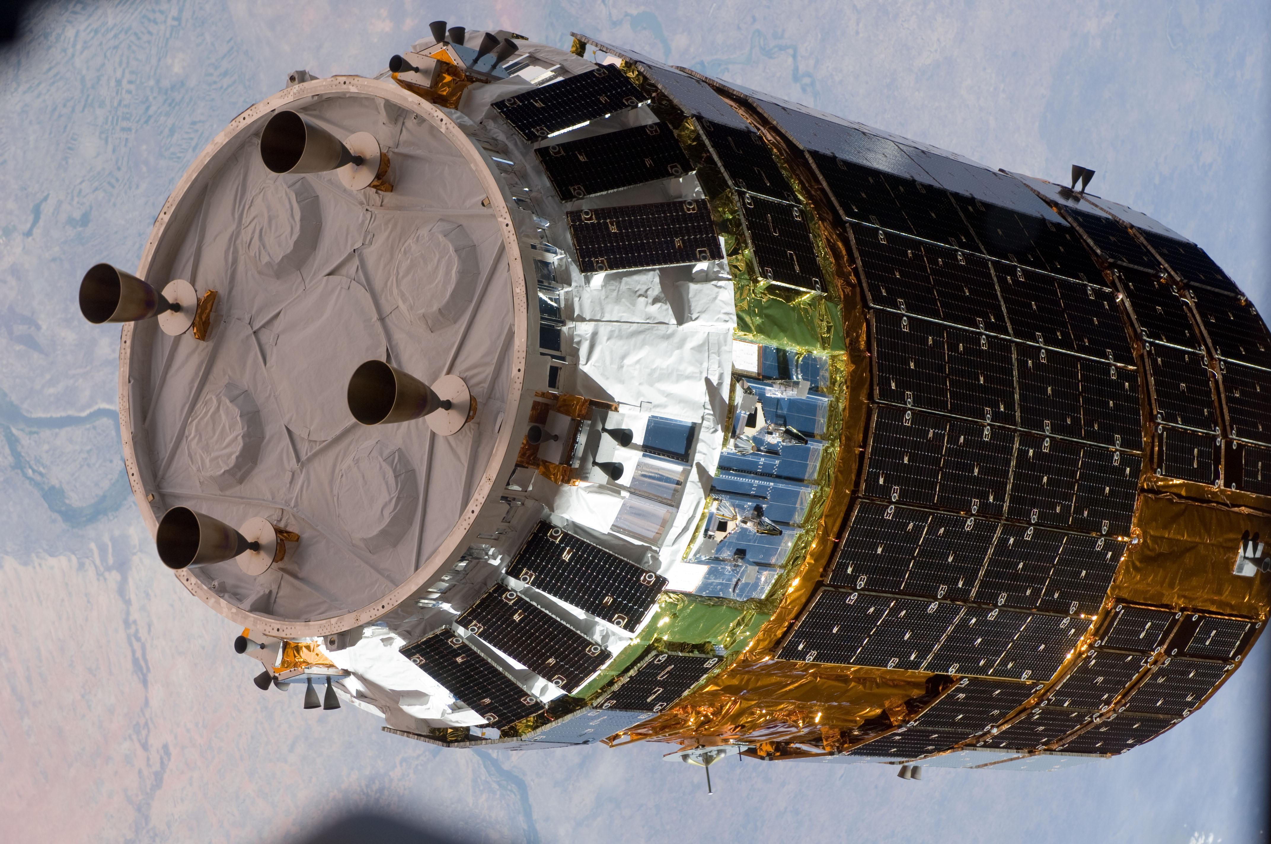 Ιαπωνικό μεταγωγικό έφτασε στον Διεθνή Διαστημικό Σταθμό