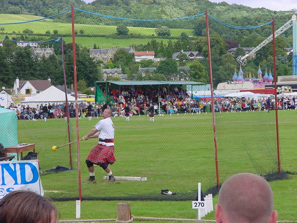 Schottland Spiele