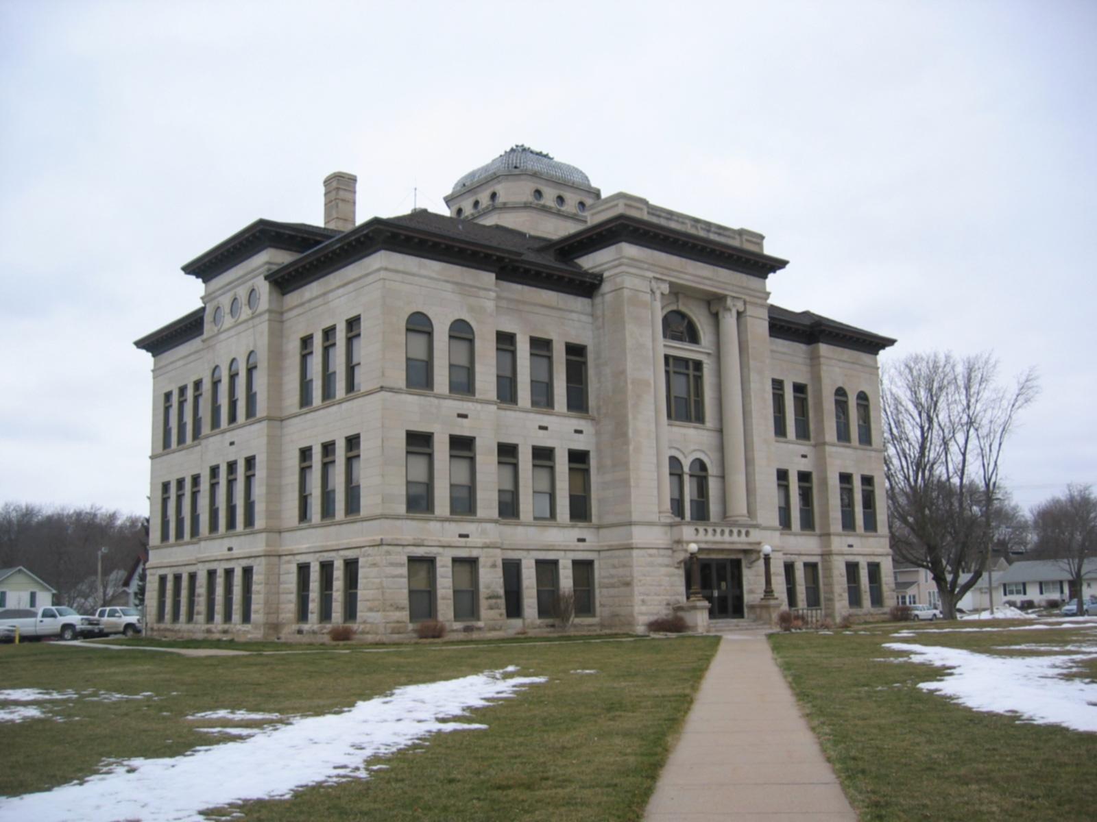 Harrison County Courthouse (Iowa) - Wikipedia