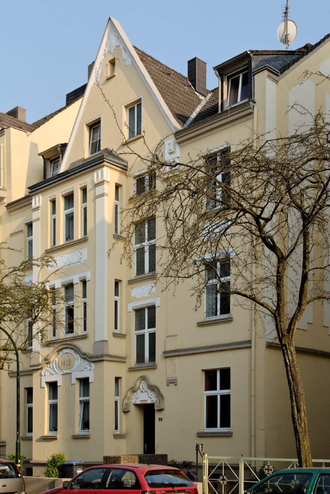 Küchenstudio Düsseldorf Benrath ~ datei haus marbacher strasse 97 in duesseldorf benrath, von nordwesten jpg u2013 wikipedia