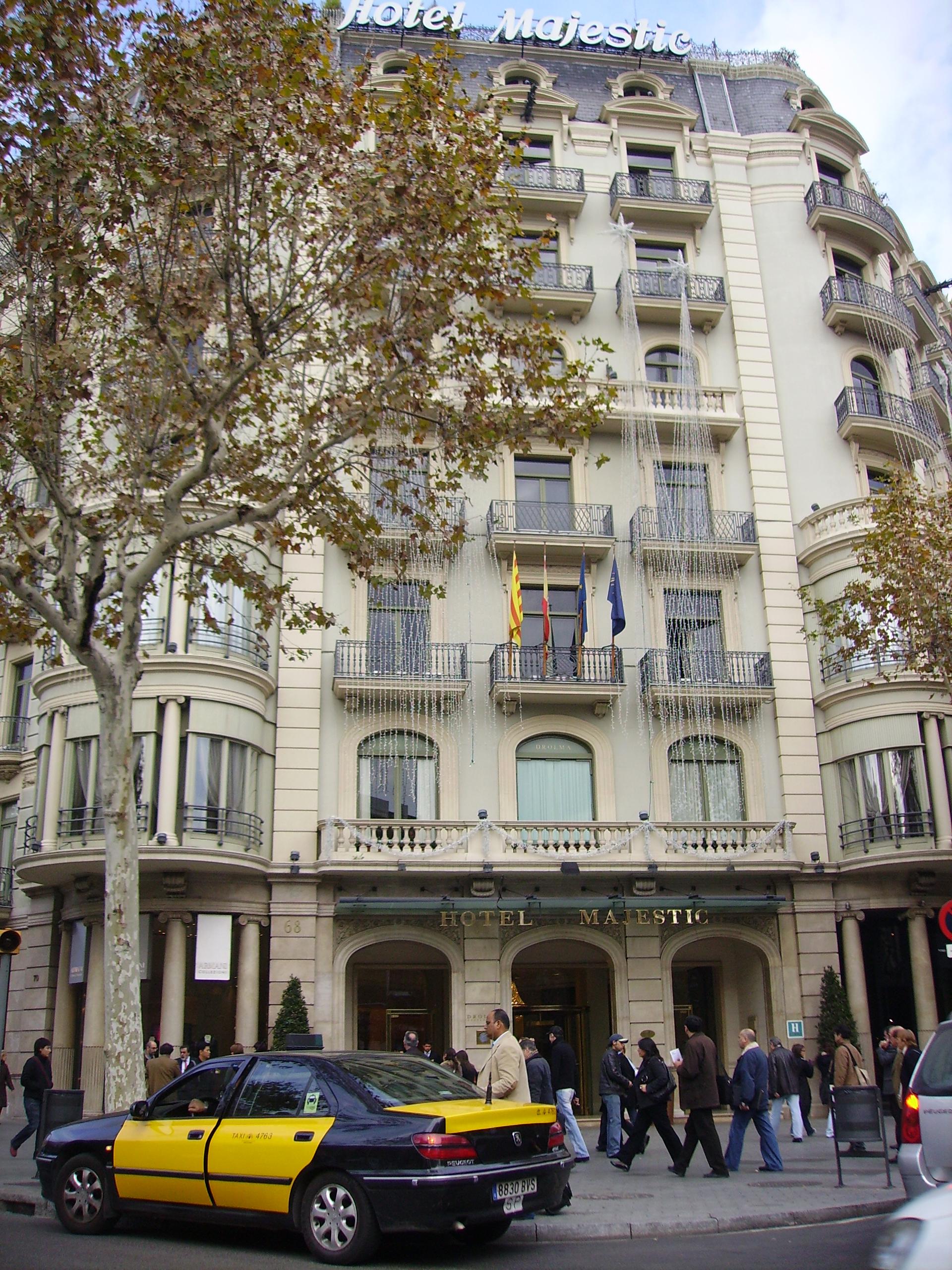 H tels france rameau ressources de la biblioth que for Hotel france barcelona