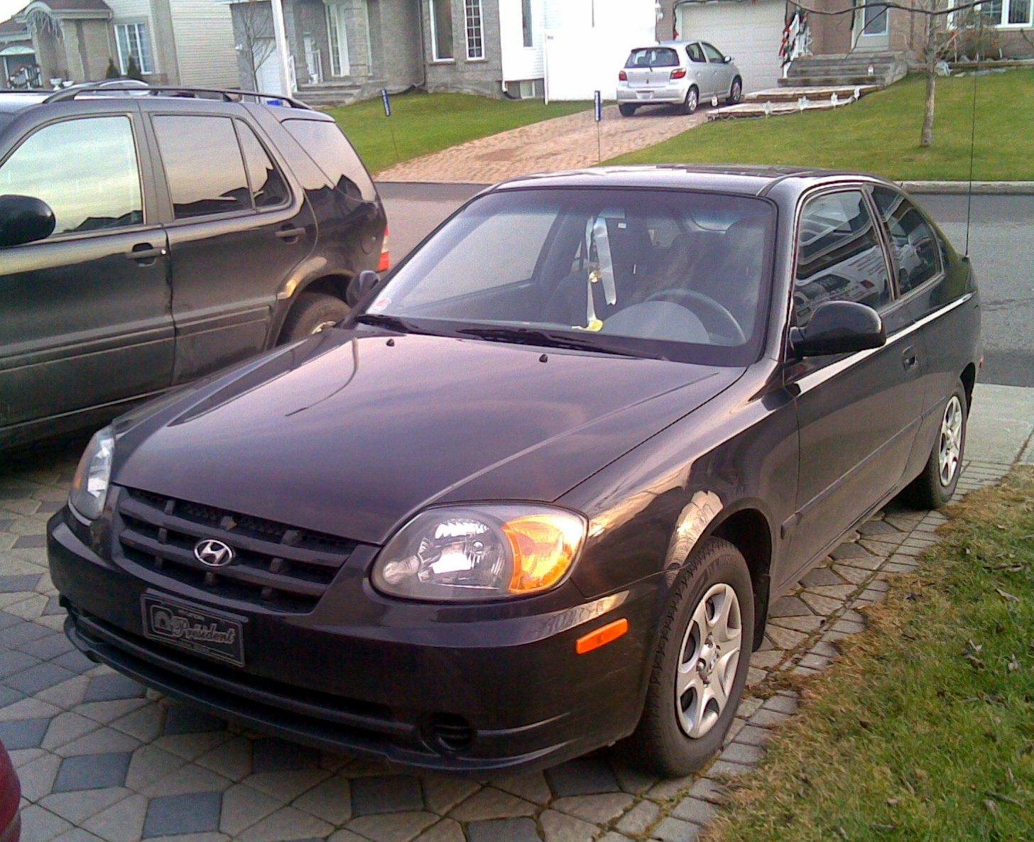 File Hyundai Accent Hatchback 2003 2006 Jpg Wikimedia