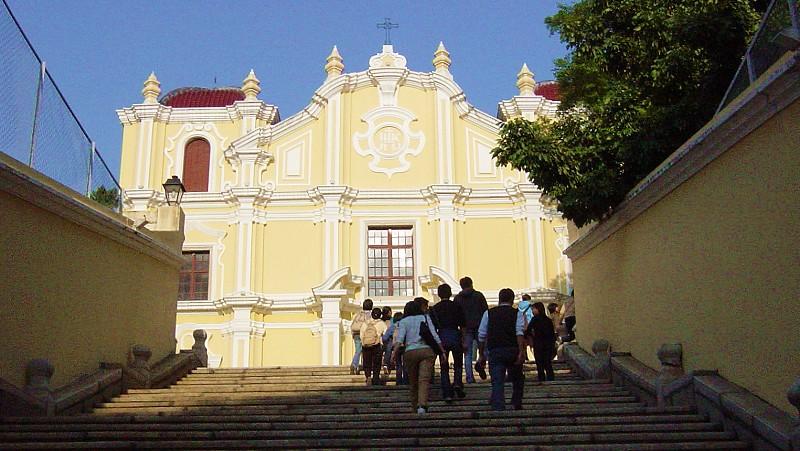 聖ヨゼフ修道院及び聖堂