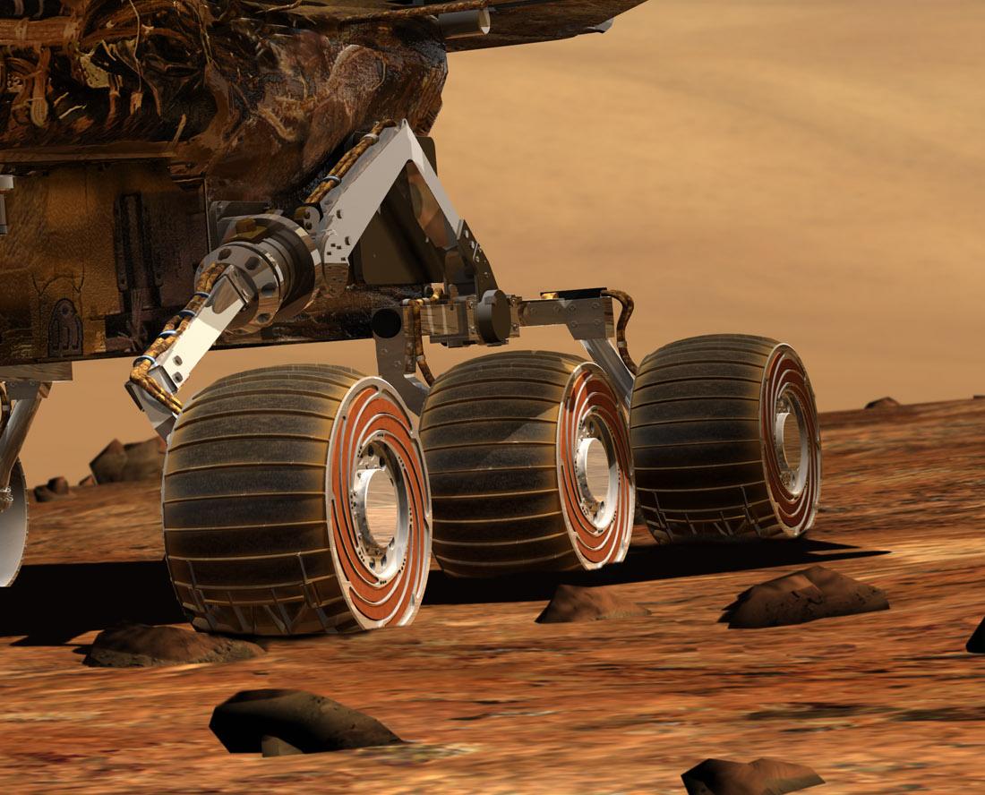 File:JPL Marsrover rover1 rockerbogie.JPG - Wikimedia Commons