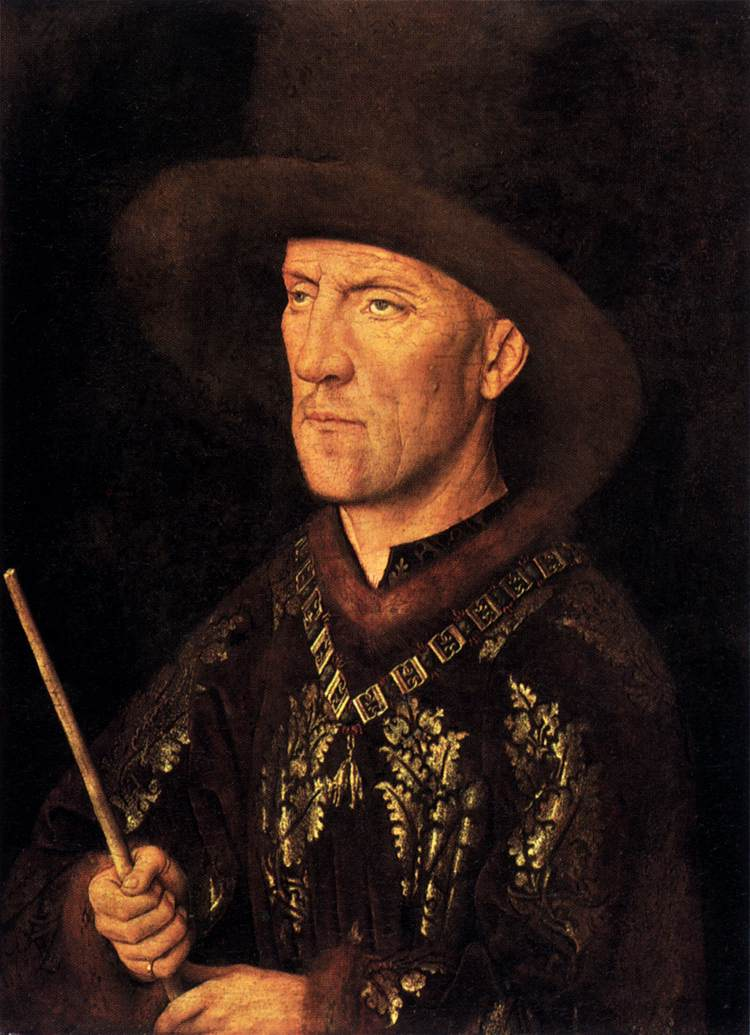 bishopric of the brother ofPicture Of Jan Van Eyck