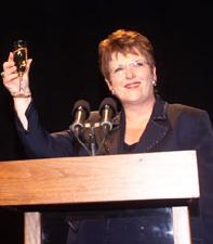 Jenny Shipley mounted a coup against Bolger in December 1997