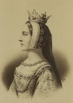 Joan I, Countess of Auvergne
