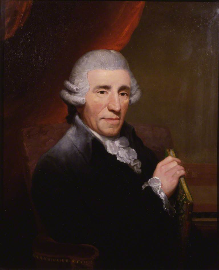 file joseph haydn portrait by thomas wikimedia commons. Black Bedroom Furniture Sets. Home Design Ideas